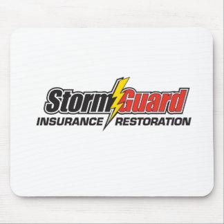 Mercadoria do escritório da guarda da tempestade mouse pad