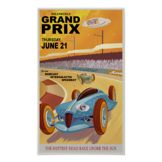 Mercury Prix grande Impressão
