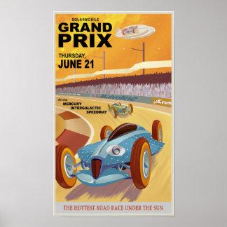 Mercury Prix grande Poster