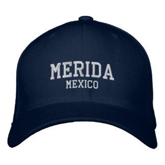 Mérida México Boné Bordado