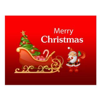 merry-christma-new2 cartão postal