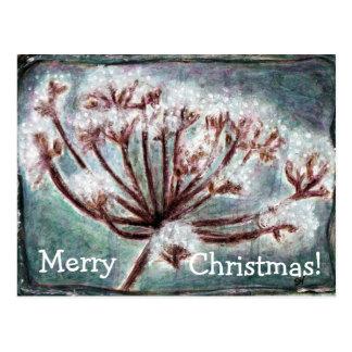 Merry Christmas! Cartão Postal