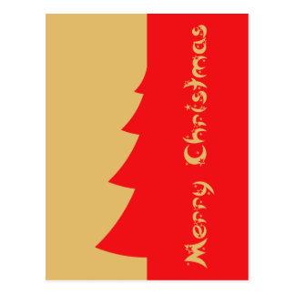 merry christmas cartões postais