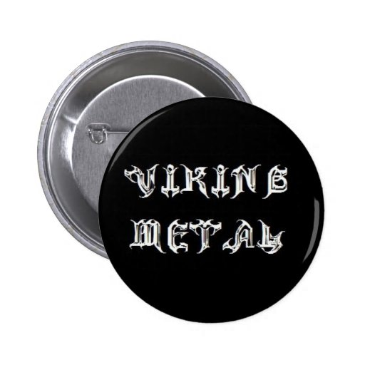 Metal de Viking Botons