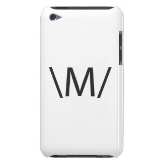 Metal pesado Music ai Capas iPod Touch Case-Mate
