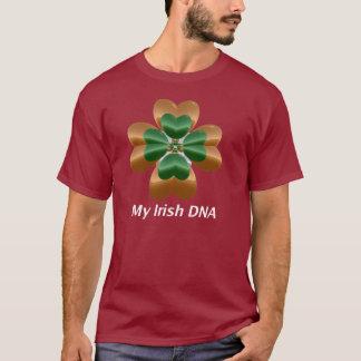 Meu ADN do irlandês Camiseta