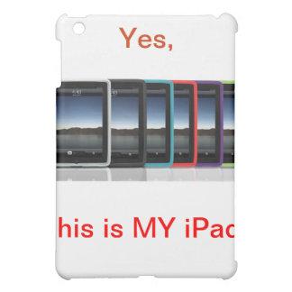 Meu iPad Capas Para iPad Mini