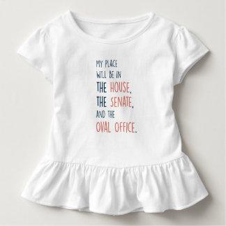Meu lugar no t-shirt da criança do governo