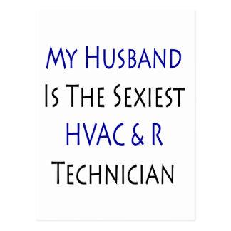 """Meu marido é o técnico o mais """"sexy"""" da ATAC & do  Cartões Postais"""