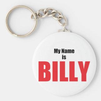 Meu nome é Billy Chaveiro