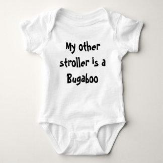 Meu outro carrinho de criança é um Bugaboo - Tshirts
