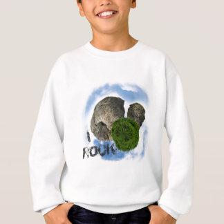 Meu planeta das rochas! t-shirts