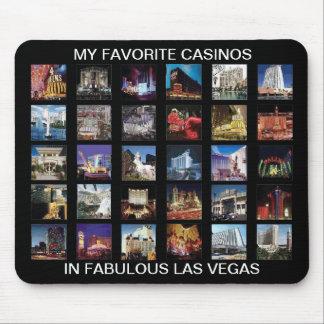 Meus casinos favoritos em LAS VEGAS fabuloso Mouse Mouse Pads