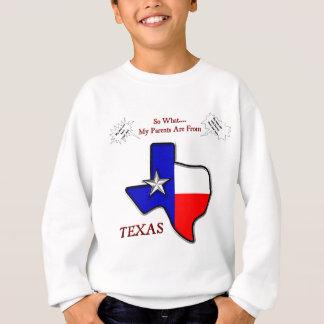 Meus pais são de Texas Tshirts