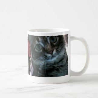 Mewcotsu é o gato de nossos sonhos caneca de café