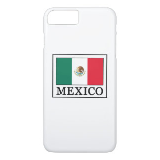 México Capa iPhone 7 Plus