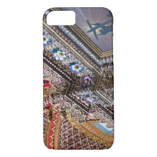 México, Queretaro. Detalhe dentro do católico Capa iPhone 8/7