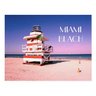 Miami Beach #01 Cartão Postal