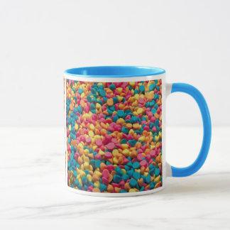 Microplaquetas dos doces - caneca