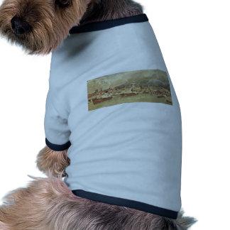 Mikhail Vrubel- Catania. Sicília Camisas Para Cães