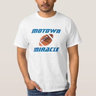 Milagre de Motown Camiseta