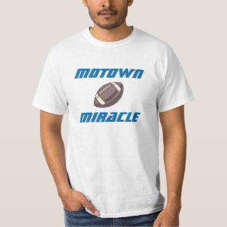 Milagre de Motown Camisetas