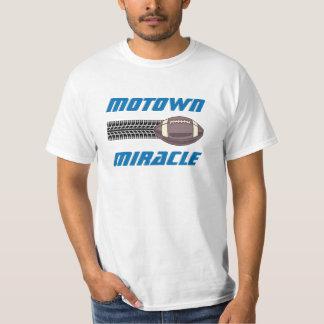 Milagre de Motown Tshirts
