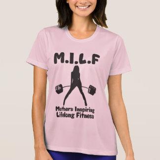 MILF - Sere de mãe à malhação por toda a vida de