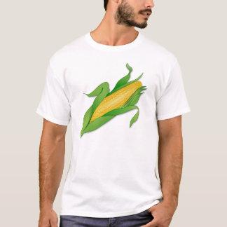 milho com husk camisetas