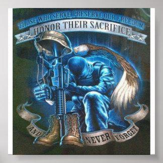Militar Poster
