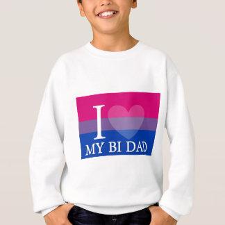 Mim <3 meu pai do Bi T-shirt