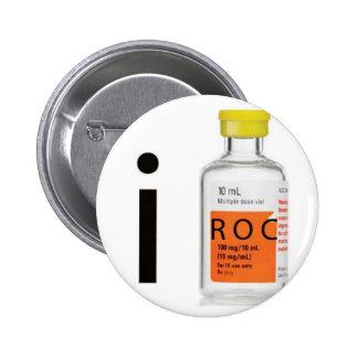 Mim anestesia do ROC Bóton Redondo 5.08cm
