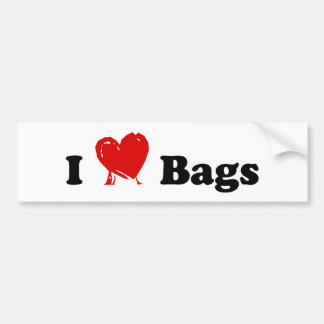 Mim as bolsas adesivo para carro
