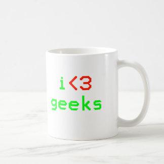 Mim caneca dos geeks do coração