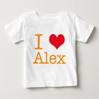 Mim coração Alex Camisetas