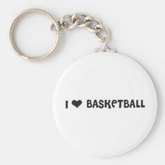 MIM CORAÇÃO basketball-10x10 Chaveiro