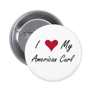 Mim coração minha onda americana boton