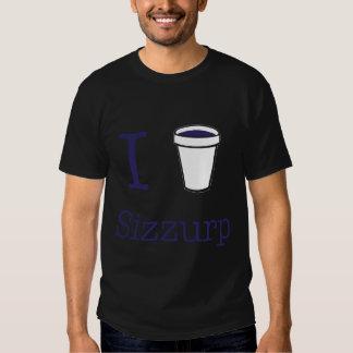 Mim coração Sizzurp T-shirts