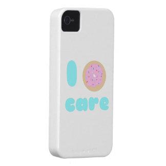 mim cuidado da rosquinha capinhas iPhone 4