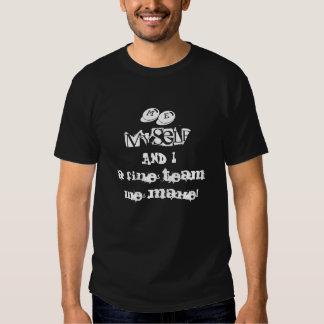 MIM, EU MESMO, E Tshirt de I