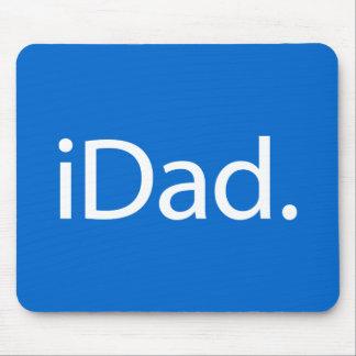 mim pai (iDad) Mouse Pads