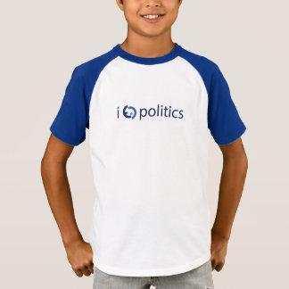 Mim política do coração (talvez demasiada) camiseta