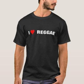 Mim REGGAE [do coração] Camiseta