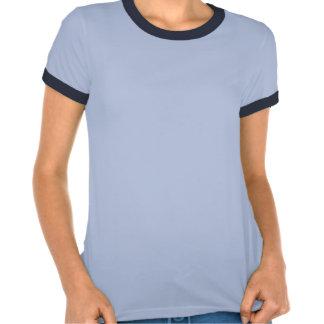 """""""Mim t-shirt da campainha das senhoras do anos 80"""