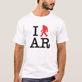 Mim t-shirt de Squatch AR (Arkansas)