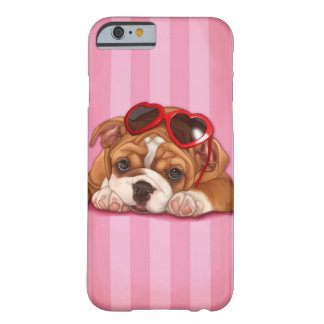 Mim wuv você capa iPhone 6 barely there