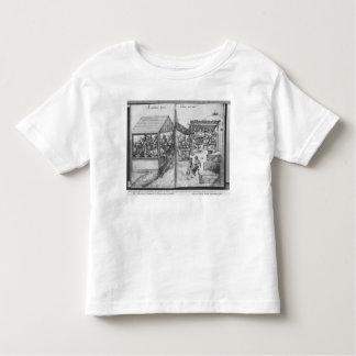 Mina de prata de Croix-auxiliar-Minas do La, Loren Camisetas