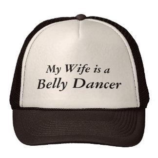 Minha esposa é um dançarino de barriga boné