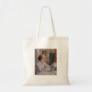 Minha filha mais idosa bolsas para compras