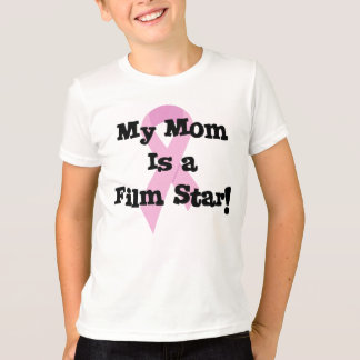 Minha mamã é uma estrela de cinema tshirt